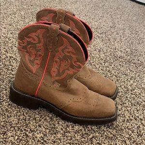 5357fbe5fe0 Women Boots Cavender's on Poshmark